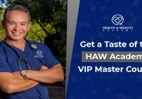 get the taste of the haw academy vip master course