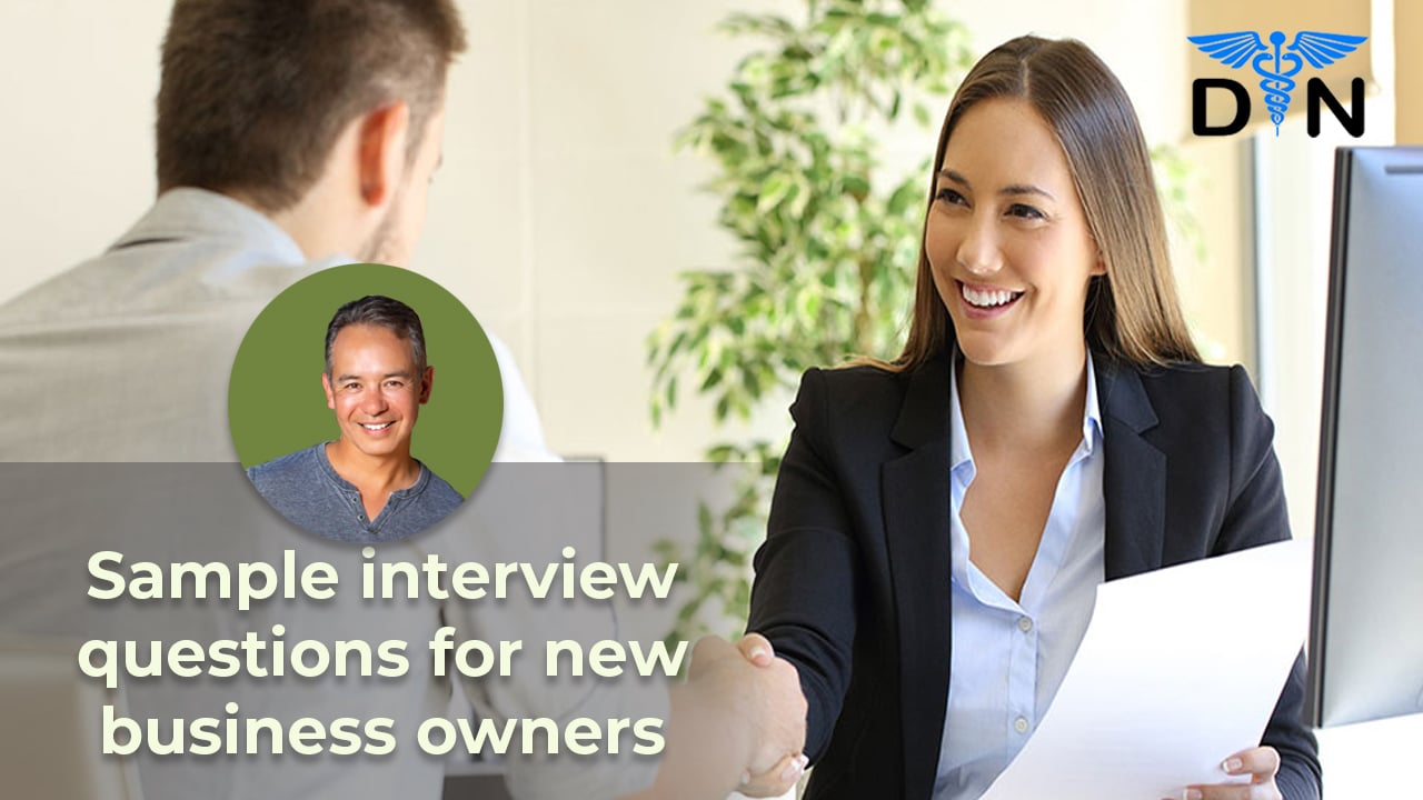 A Sample of Interview Questions For New Business Owners