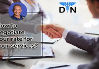 how to negotiate your rate for your services
