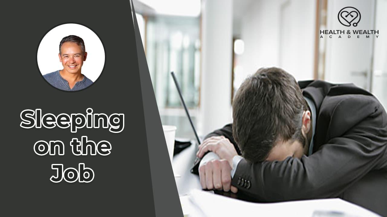 Q&A Friday - Sleeping On The Job