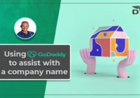 using go daddy to see if your business name is available