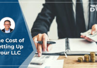 The cost of setting up your LLC
