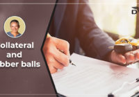 collateral and rubber balls