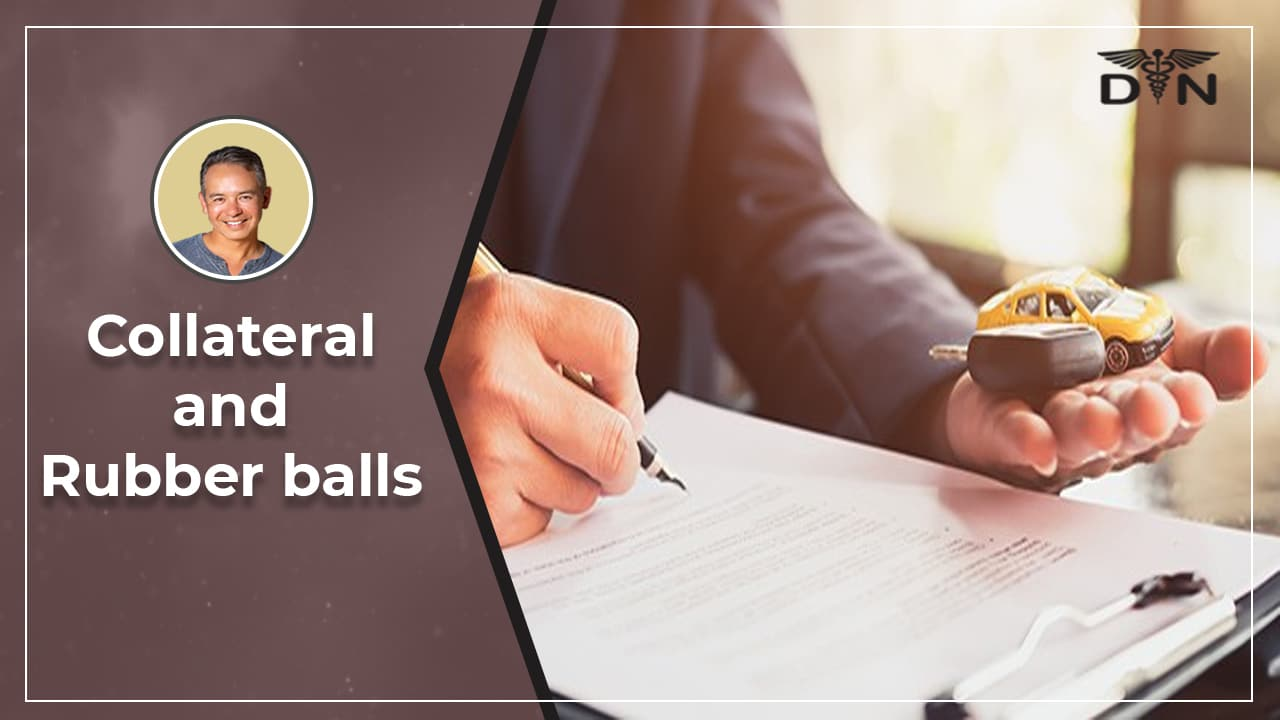 Sales Collateral, Rubber Balls and Marketing Your Company