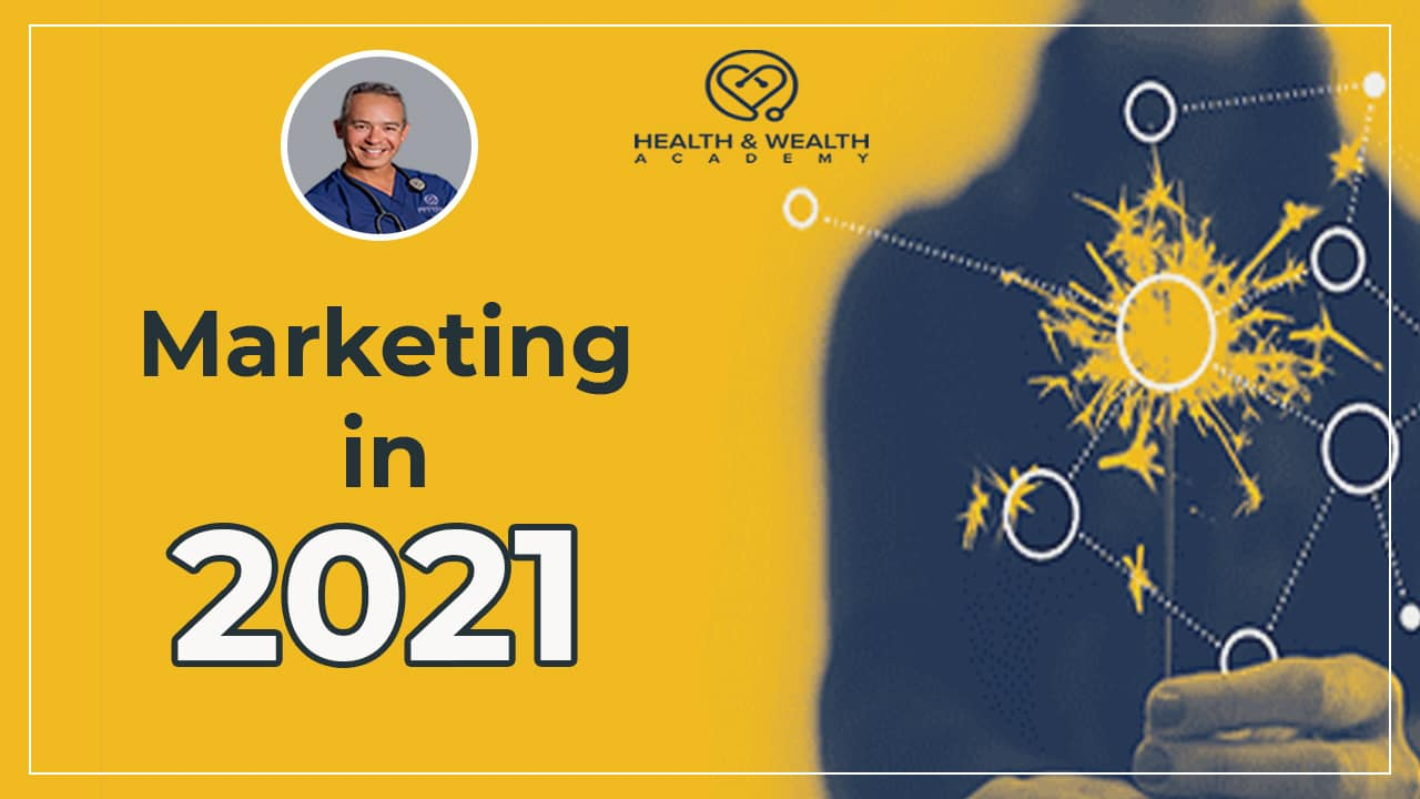 How Are You Currently Marketing Your Business in 2021? - Q&A Friday