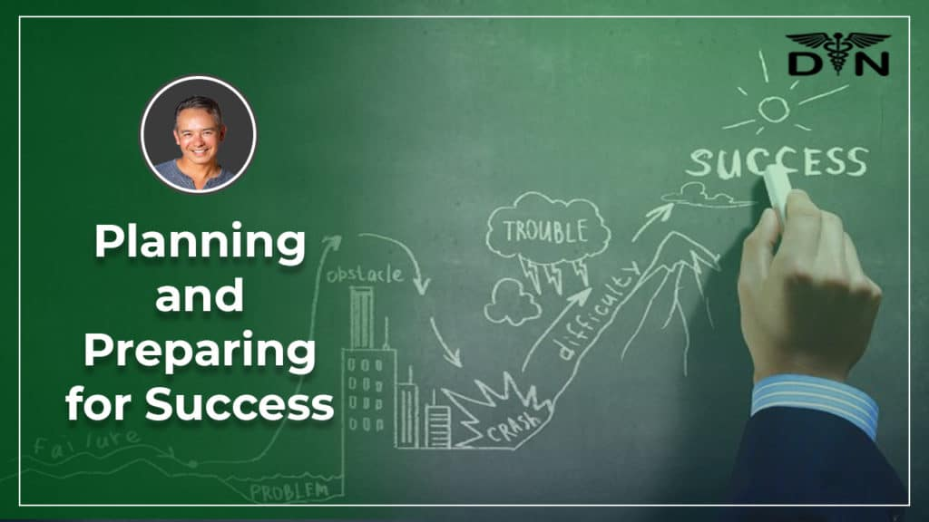 Planning and Preparing for Success as an Healthcare Entrepreneur