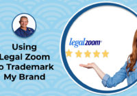 using legal zoom to trademark my brand