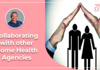 collaborating with other home health agencies